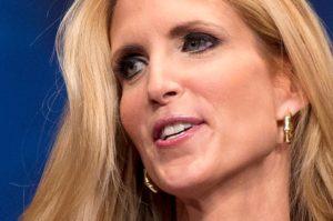 """Ann Coulter (een invloedrijke conservative pundit) wist in 'Free Speech' – een conservatieve talkshow – het volgende te zeggen: """"…de gehele republikeinse partij (zegt): Het enige wat we moeten doen, is enkele procenten extra bij de latino's halen. Dat is zo frustrerend… mijn partij is de domme partij… Nee, mik op meer blanke stemmen! Dat is hoe je wint."""""""