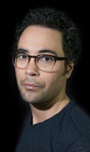 Asis Aynan, auteur. Foto: © Friso Spoelstra