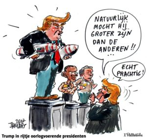 2017-15_08_Jancart - Trump in rijtje oorlogvoerende presidenten (Medium)